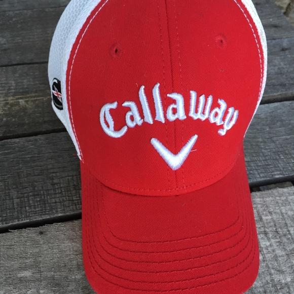 Callaway Other - 🎉5  25🎉 Men s Callaway Golf Hat FlexFit L XL 733eb52f92a8